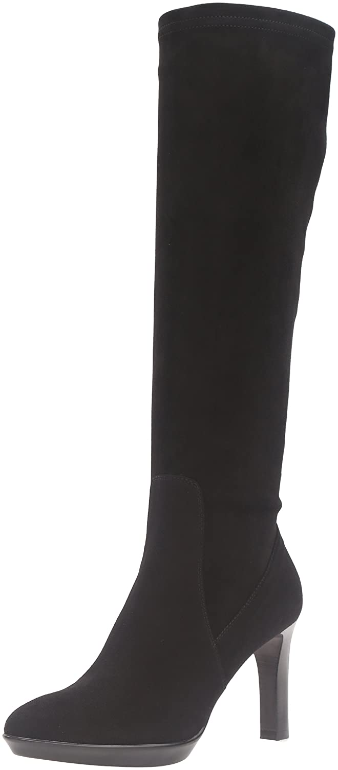Aquatalia Women's Rumbah Suede Winter Boot B01EY9GEPW 9.5 B(M) US|Black