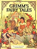 The Classic Treasury of Grimm's Fairy Tales, Jacob Grimm and Wilhelm K. Grimm, 0762411155