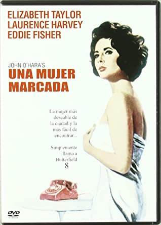 Una Mujer Marcada [DVD]