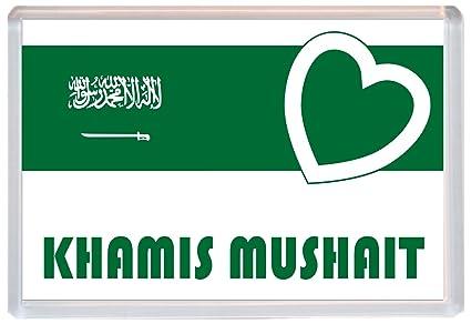 Khamis mushait - Love Arabia Saudita/bandera de Arabia pueblos y ...