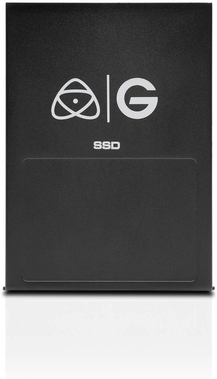 G-Technology 2TB Atomos Master Caddy 4K SSD - Solid State Drive for for Atomos video workflows - 0G10326-1