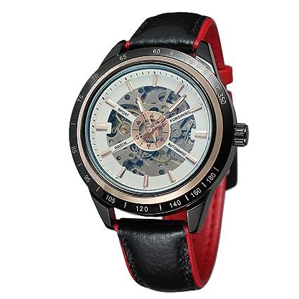 Amazon.com: Sallymonday 2019 Reloj de pulsera automático ...