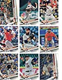 Houston Astros / Complete 2017 Topps Series 1 & 2 Baseball Team Set. FREE 2016 TOPPS ASTROS TEAM SET WITH PURCHASE!
