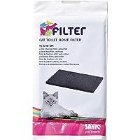 Savic Filter für Katzentoiletten Nestor, Nestor Jumbo, Nestor Corner, Leo, Reina usw.