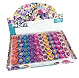 60pcs My Little Pony the Movie Self-inking Stamps Party Favors (Complete Box) | eBay
