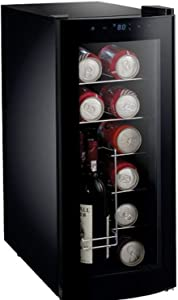 Frigidaire 12-Bottle Wine Beverage Cooler