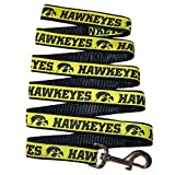 Pets First College University of Iowa Hawkeyes Pet Leash, Medium