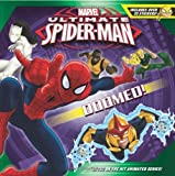 Ultimate Spider-Man Doomed!: Includes Over 35 Stickers! by Nachie Castro (2013-01-15)