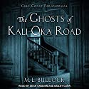 The Ghosts of Kali Oka Road: Gulf Coast Paranormal Series, Book 1 Audiobook by M. L. Bullock Narrated by Bailey Carr, Sean Crisden