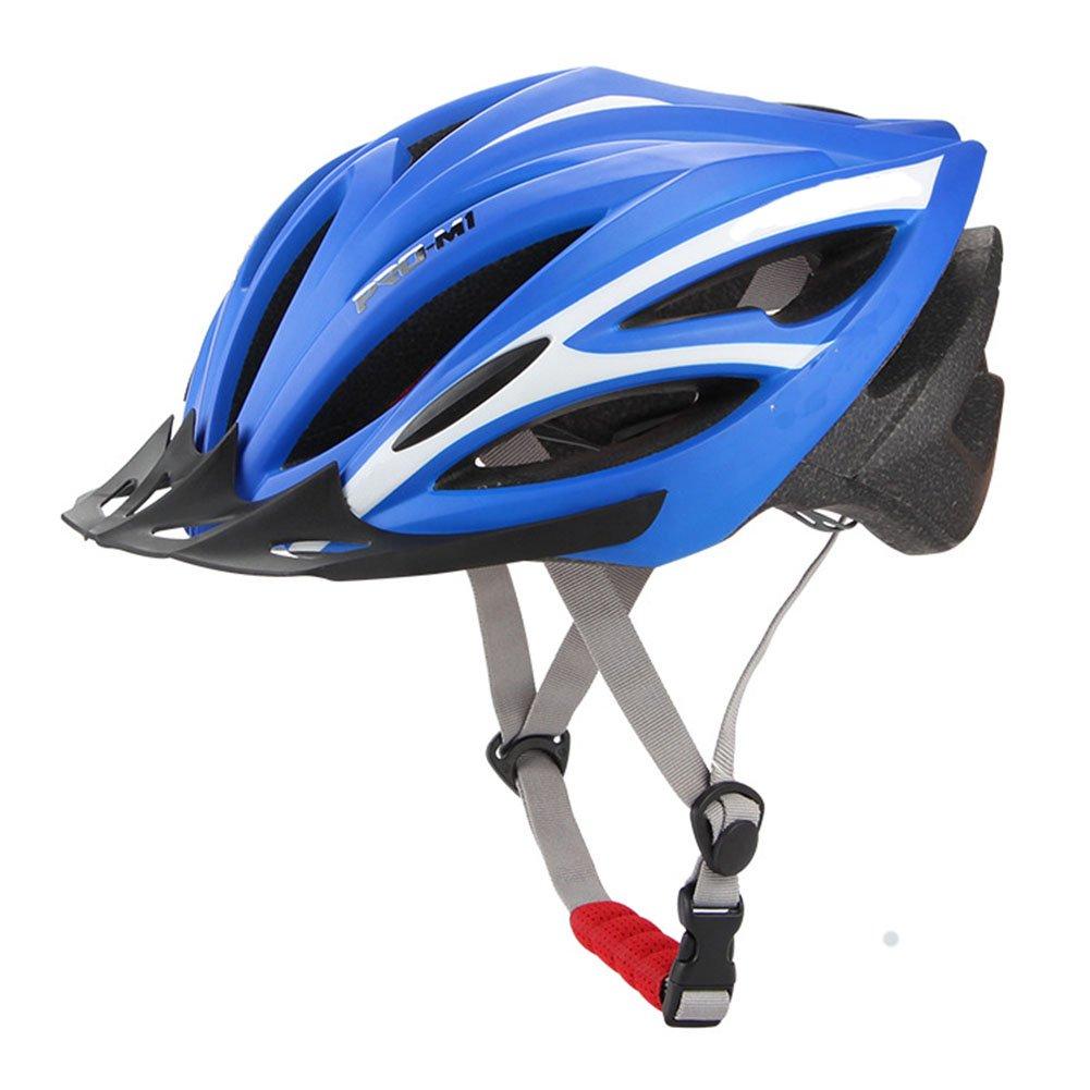 GLUOB Helm Für Multi-Sport Bike Radfahren, Skateboardfahren, Roller, BMX Biking, Zweirad Elektro-Board Und Andere Sportarten Schlagfestigkeit Männer Frauen Sicherheitsschutz
