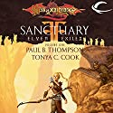 Sanctuary: Dragonlance: Elven Exiles, Book 1 Audiobook by Tonya C. Cook, Paul B. Thompson Narrated by Ax Norman