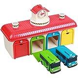 Tayo Little Bus Depot Center Playset