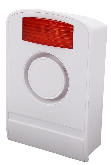 Olympia 5918 - Sirena exterior para sistemas de alarma: 6030, 6060, 9030, 9060