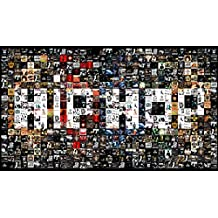 Tomorrow sunny Photo collection of Hip-hop Poster Art Wall Pictures for Living Room Canvas Fabric Cloth Print