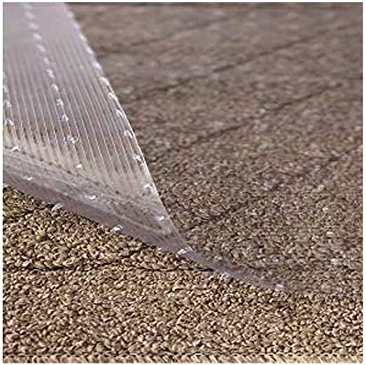 Amazon Com Resilia Clear Vinyl Plastic Floor Runner Protector