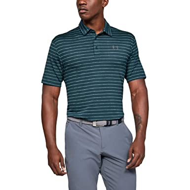 Under Armour Playoff 2.0 Polo, Tandem Teal, XXX-Large para Hombre ...
