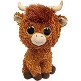Ty Beanie Babies Boos 36406 Angus the Scottish Highland Cow Boo Buddy