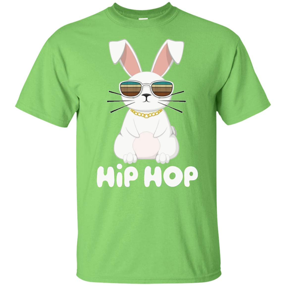 Hip Hop Bunny With Sunglasses Cute Easter Tshirt G200b Ultra Tshirtlimeyl