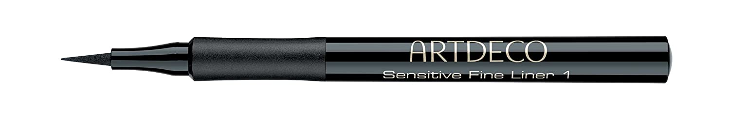 Artdeco Sensitive Fine Liner Pflege 5 Black - 4052136005202