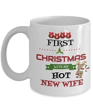 Wife Christmas Gifts.Amazon Com Christmas Gift For Wife 2017 First Christmas