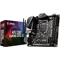 Msi MPG Z390I Gaming Edge AC Carte mère Intel Z390 Socket LGA1151