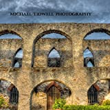 Arches at Mission San Jose in San Antonio Texas by Michael Tidwell Photography