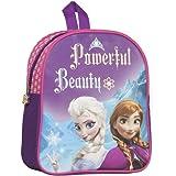 Disney - Sac a dos Enfant Reine des Neiges Anna et Elsa - 32x25 cm - Ecole et Loisirs