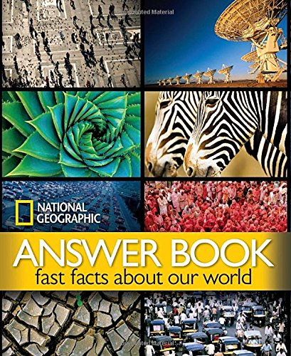 National Geographic Answer Book: Fast Facts About Our World (World Facts compare prices)