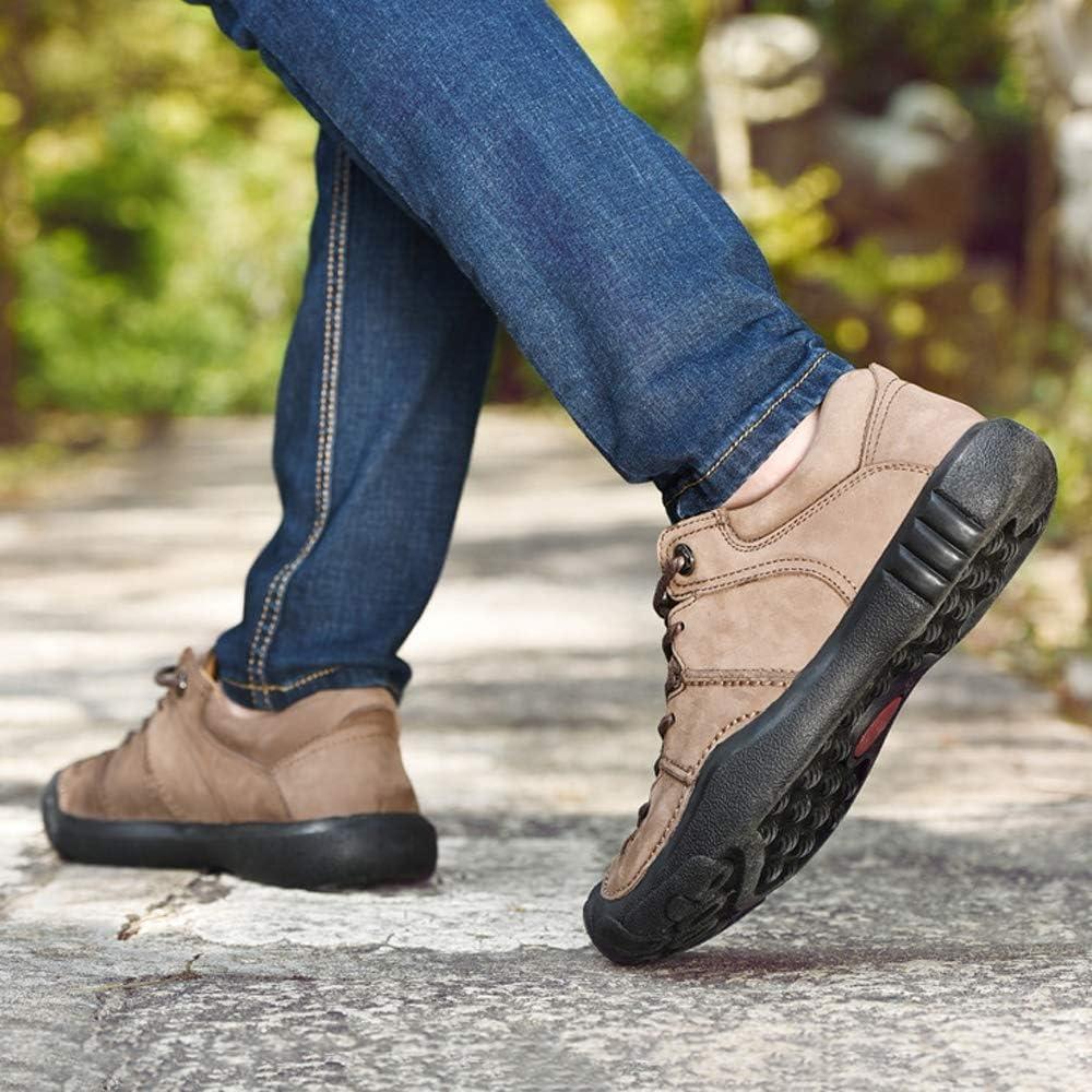 Quatre Saisons Universel Marron Chaussures Randonn/ées Femme Chaussure de Randonnee /Étanche Chaussures De Sport Respirant Semelle En Caoutchouc Chaussures de Randonn/ée Antid/érapant