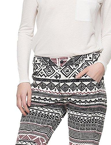 G-Star Women's 3D Mid Boyfriend Multicolor Pants In Size W25 L30 Grey