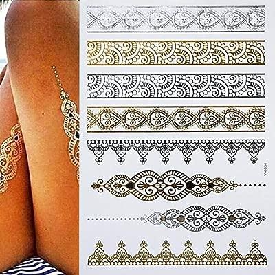 7pcs Tatuaje de Buda meditación Zen pieza tatuaje estilo ...