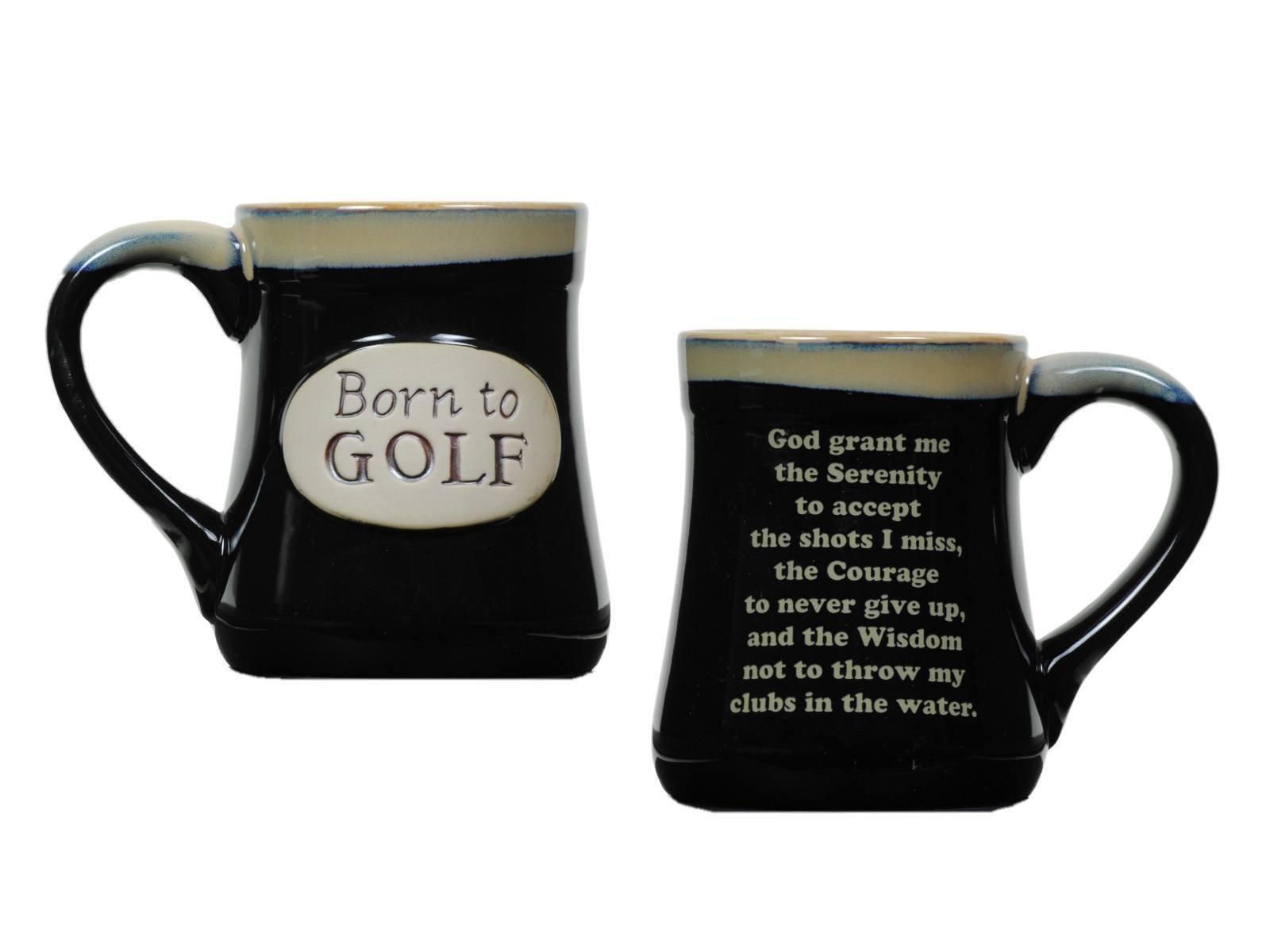 Golfer's Prayer Golf Coffee Mug for Golf Fans Great Gift for Golfers