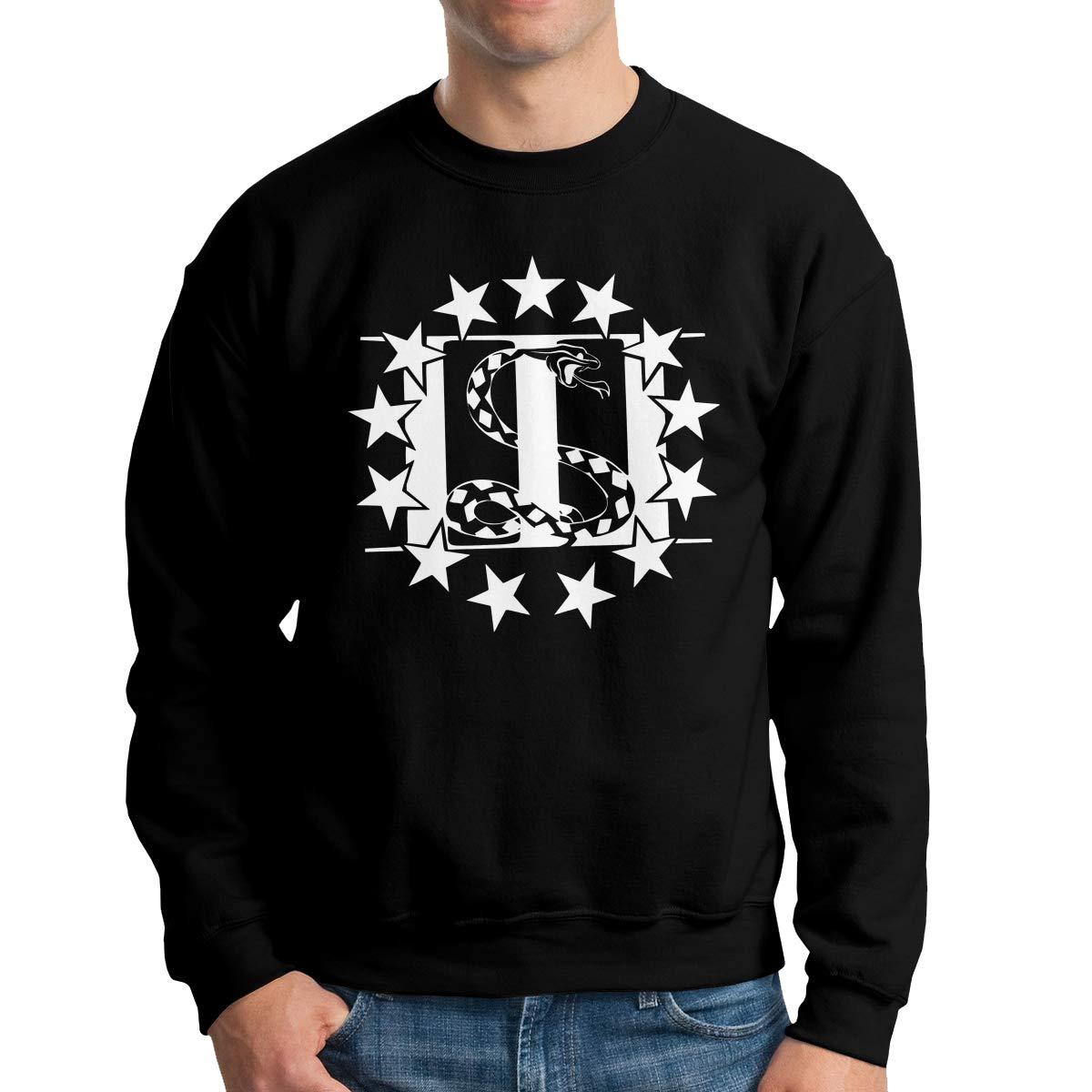 8cb7f4c835e79c Black The Three Percenters Dont Tread On MeMen's Long Long Long Sleeve  T-Shirt 561f97