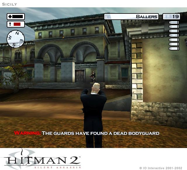 Amazon Com Hitman 2 Silent Assassin Online Game Code Video Games