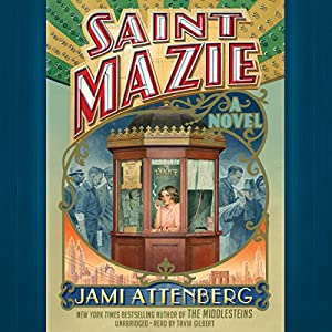 Saint Mazie Audiobook