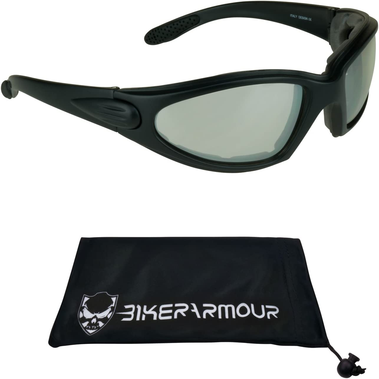 Anti-Glare Motorcycle Glasses Polarized Night Driving Lens Glasses Sunglasse  SK