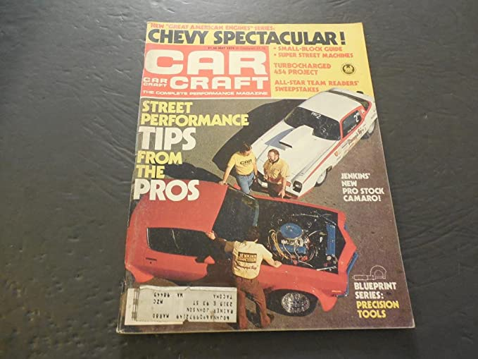 Car Craft May 1979, Chevy Spectacular, Precision Tools at