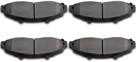 Blackwood F-150 Heritage Front  Ceramic Brake Pads Lincoln F-150 For Ford
