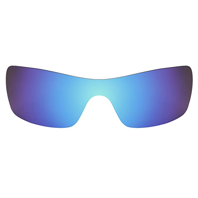 Revant Lente polarizados para Oakley Batwolf (Azul Hielo) MirrorShield®: Amazon.es: Ropa y accesorios
