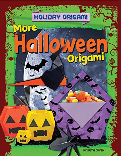 More Halloween Origami (Holiday Origami)