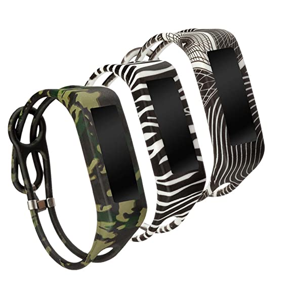 6f7d66b4cf3 Image Unavailable. Image not available for. Color  Fitbit Alta HR and Alta  Replacement band