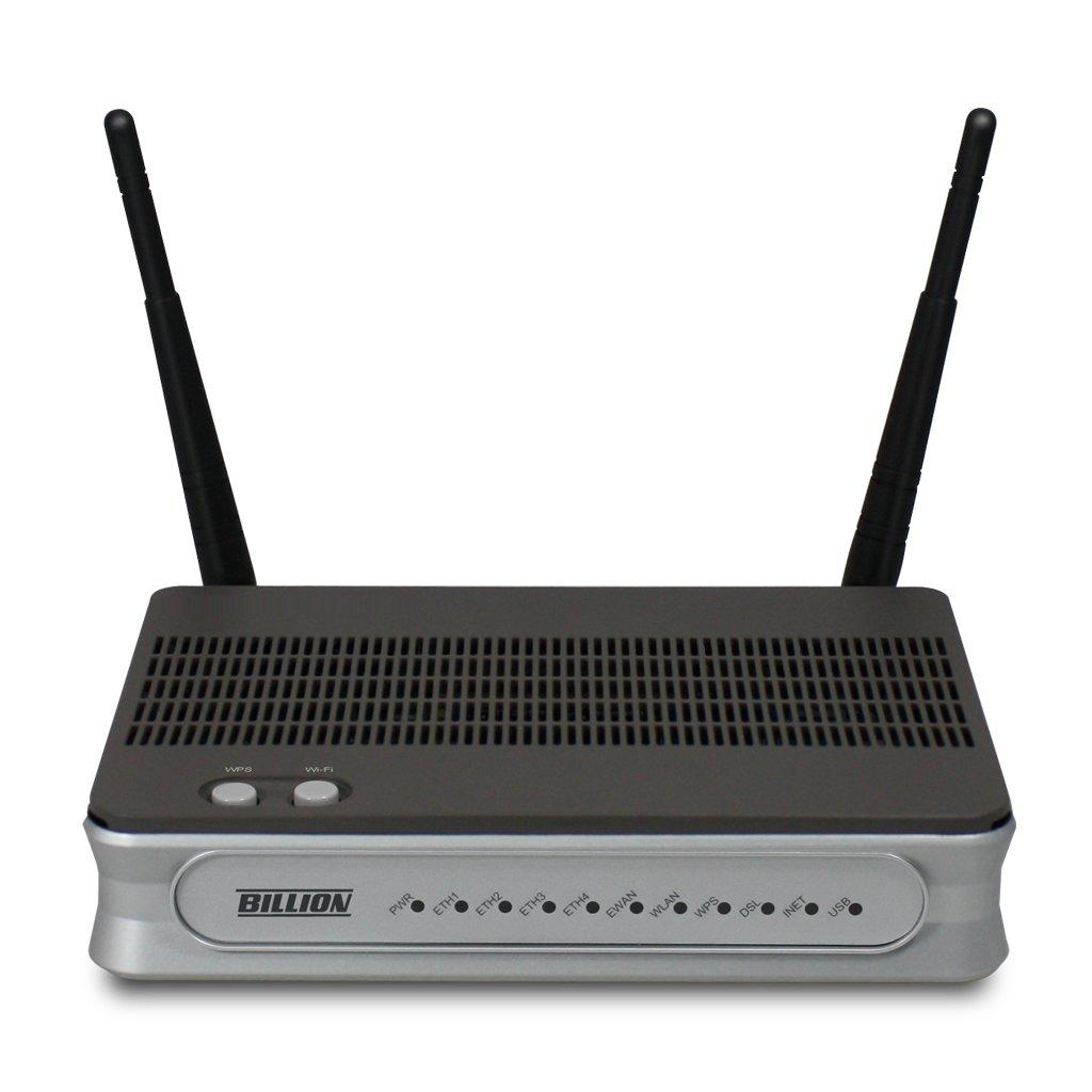 Billion 8800NL R2 Wireless VDSL/ADSL2+ Modem Router for Phone Line ...