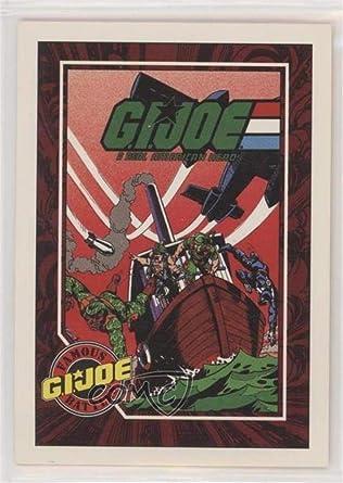 First Battle of Sierra Gordo (Trading Card) 1991 Impel G.I. ...