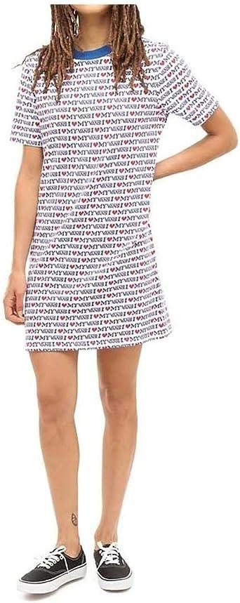 robe femme vans