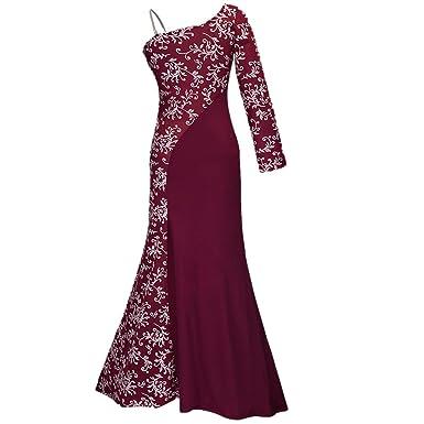 Monissy Abendkleid Damen kleider damen elegant Lange kleider damen ...