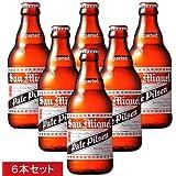【フィリピン お土産】フィリピン サンミゲルビール6本セット(フィリピン ビール)