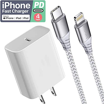 29W USB Power Wall Fast Charger Lightning Cable for Apple iPad 2//3//4//Air//Pro