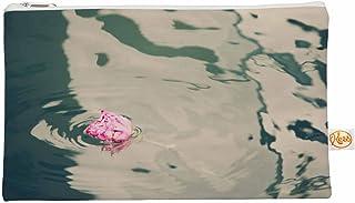 Kess InHouse 12,5x 21,6cm Sylvia Coomes vénitien'Rose' Tout ce Sac–Bleu/Rose