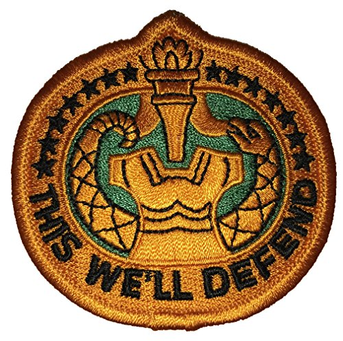 US Army DRILL SERGEANT Patch - Color - Veteran Owned Business