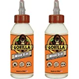 Gorilla 6200022-2 Wood Glue (2 Pack), 8 oz
